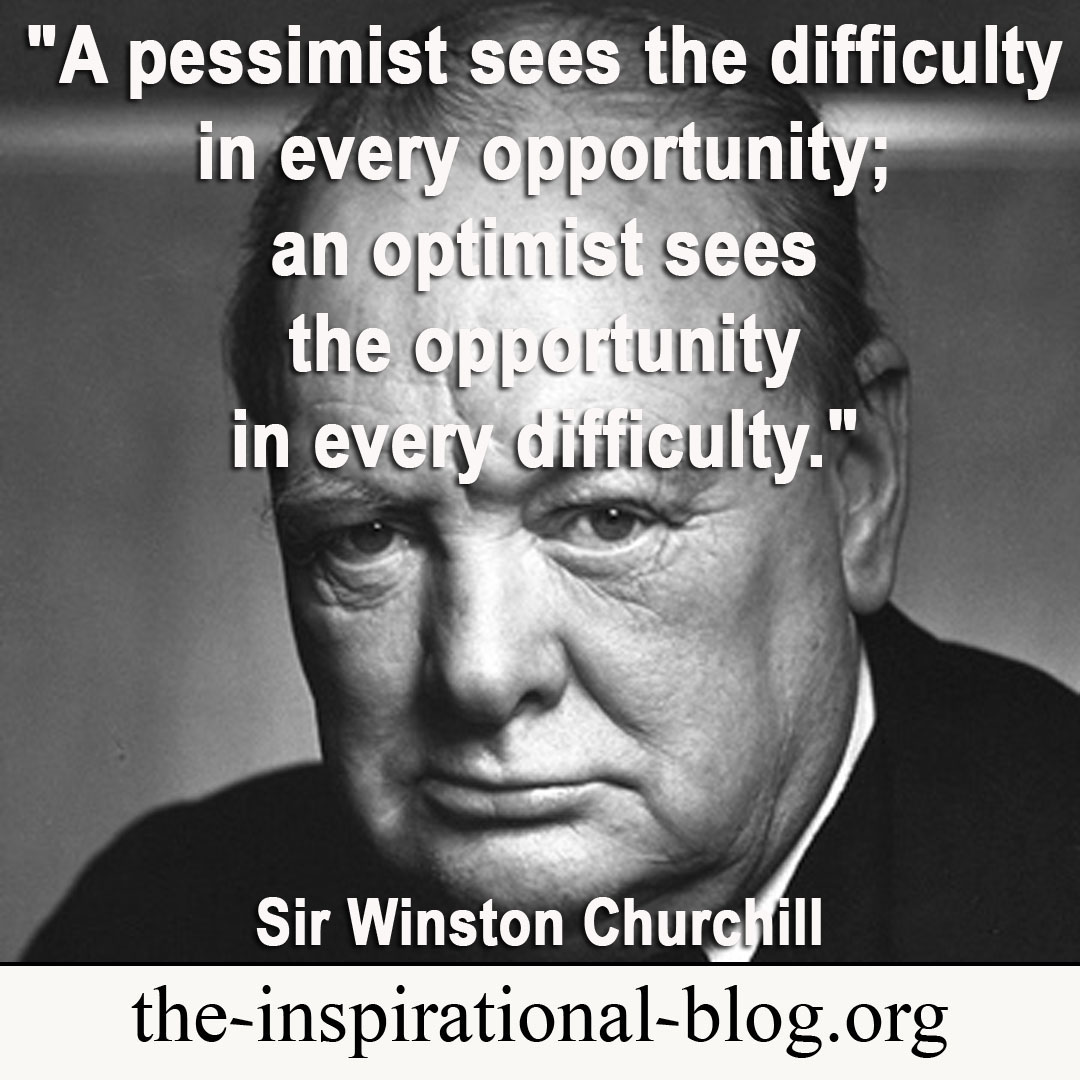 Inspirational Sir Winston Churchill quotes
