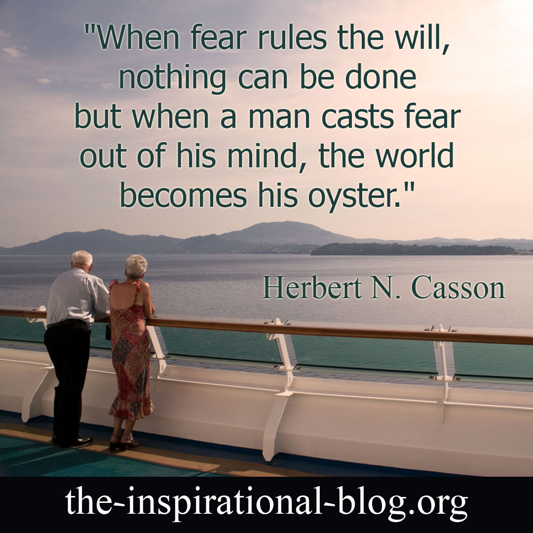 Inspirational Herbert N. Casson quotes