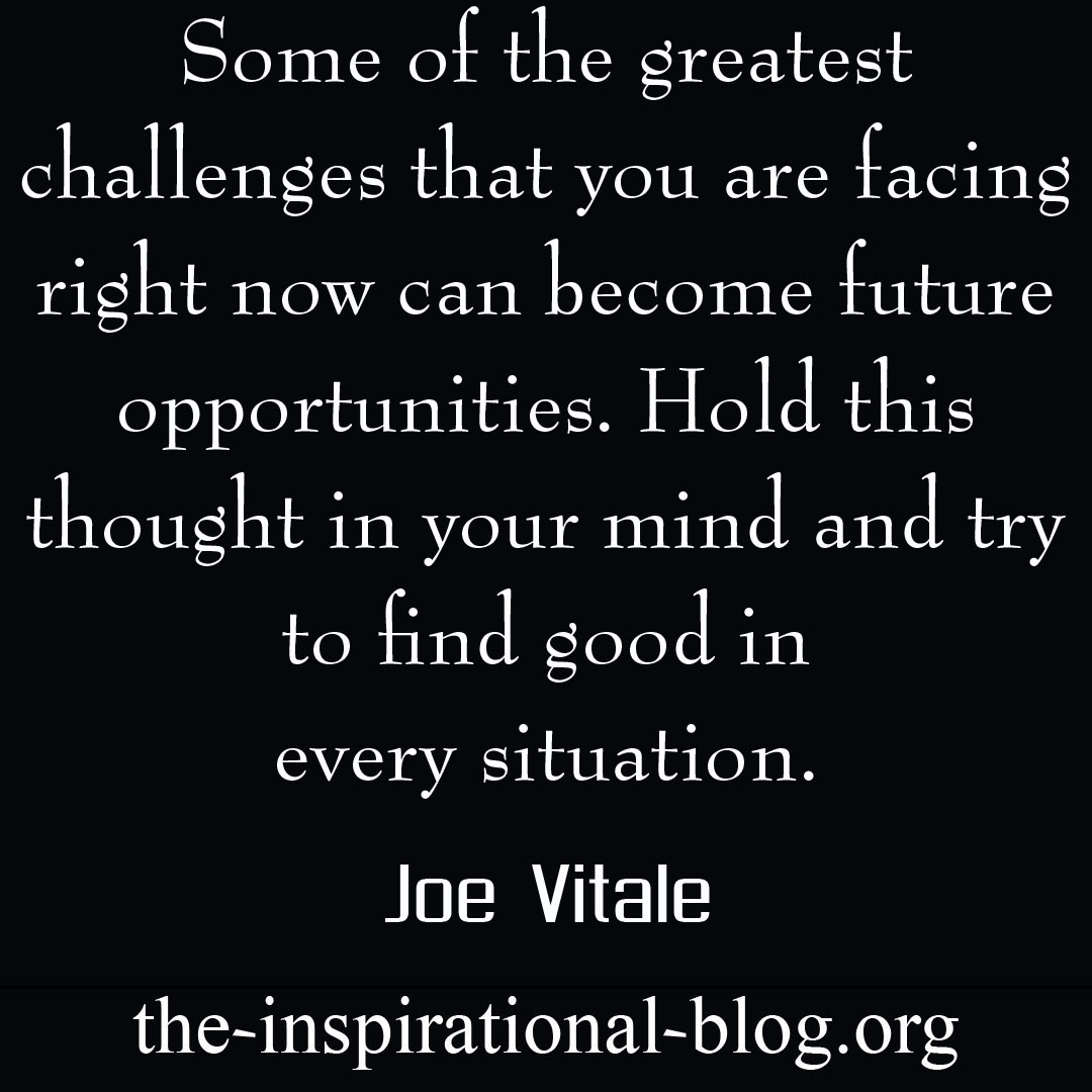 Inspirational Dr. Joe Vitale quotes