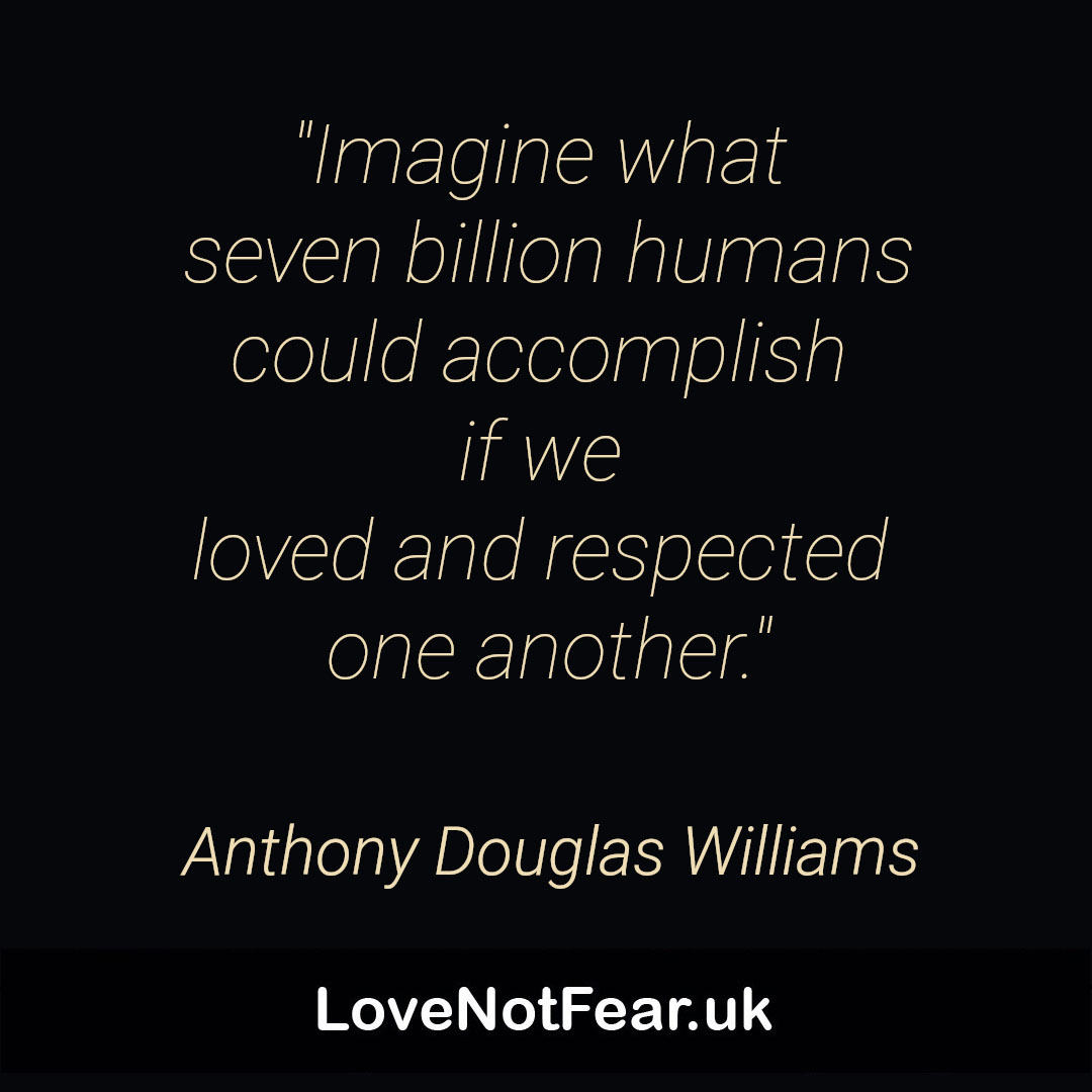 Inspirational Anthony Douglas Williams quotes