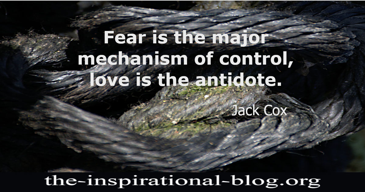 Inspirational Jack Cox quotes