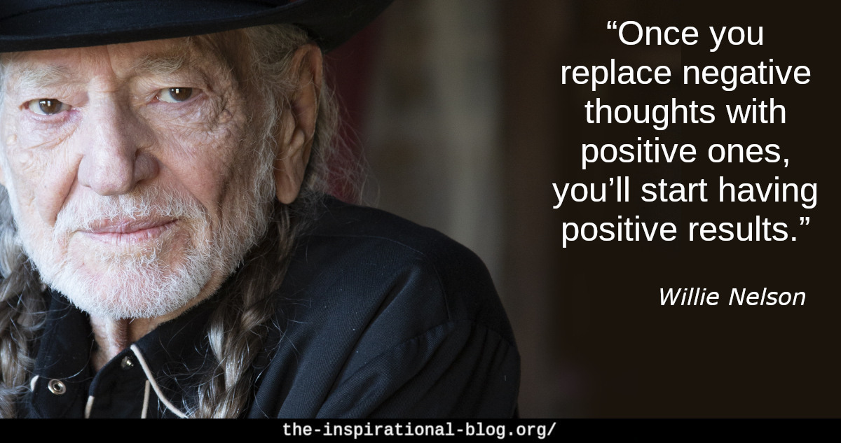 Inspirational Willie Nelson quotes